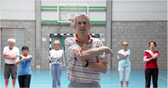 Activité physique pour les plus de 50 ans